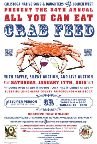 2015 Crab Feed